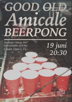 Amicale Beerpong