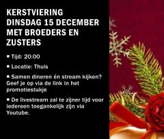 ChOOSE kerstviering dinsdag 15 december